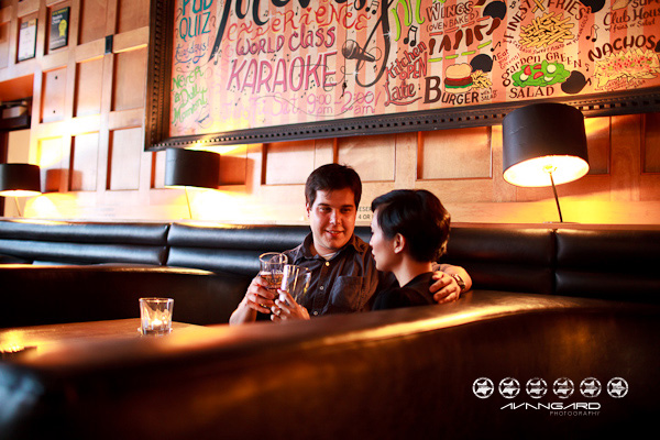 gladstone hotel engagement pictures avangard photography