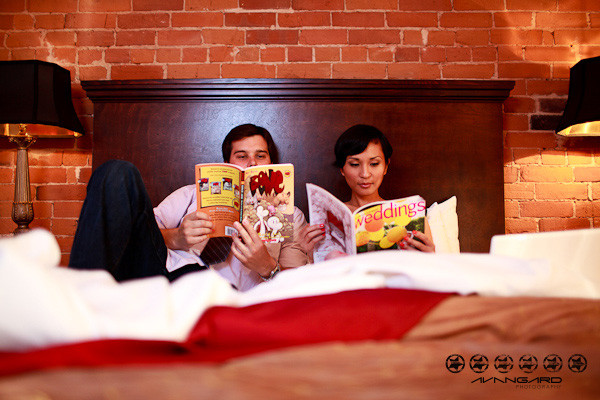 The Gladstone Hotel Engagement Pictures |Toronto