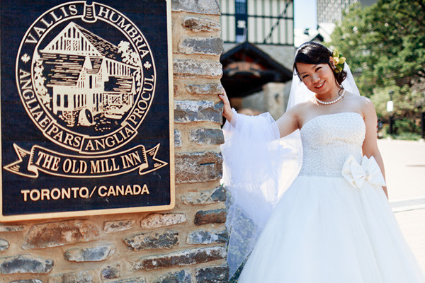 The Old Mill Wedding Pictures   Toronto