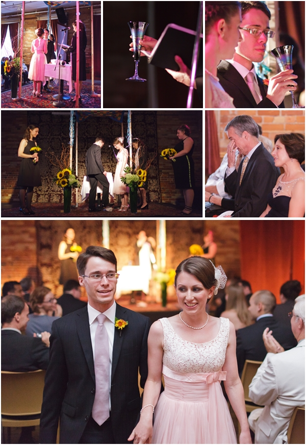 Gladstone Hotel Wedding Photos