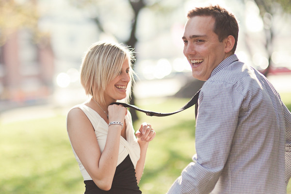 Downtown Toronto Engagement Pictures | Toronto