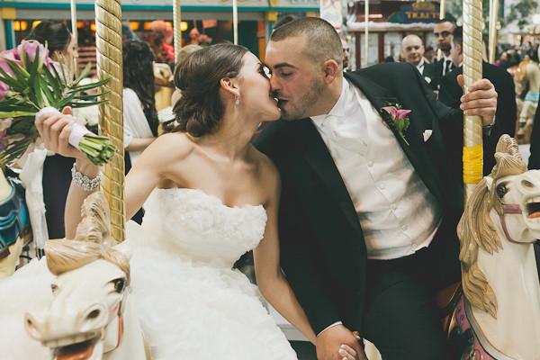 Amusemen Park Wedding Pictures |Toronto