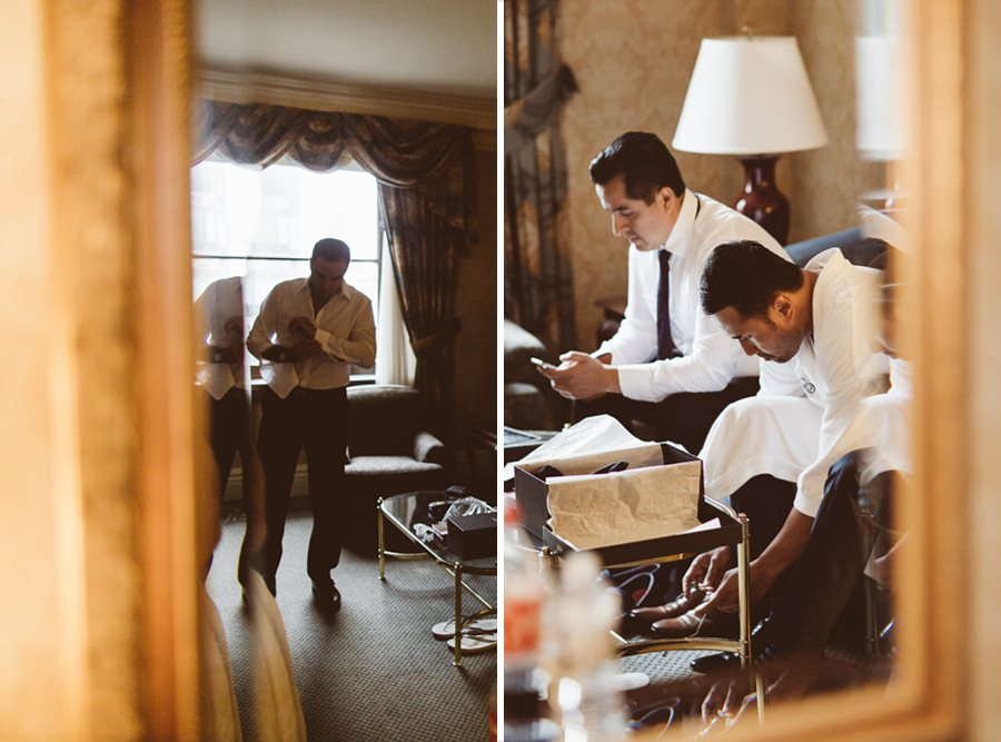 Real Weddings Archeo: Toronto Distillery District Wedding Pictures