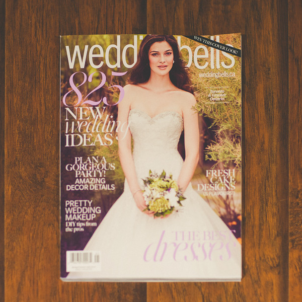 Featured in Weddingbells Magazine | Spring Summer 2014 Edition