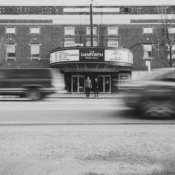 Danforth Street Engagement Pictures | Toronto