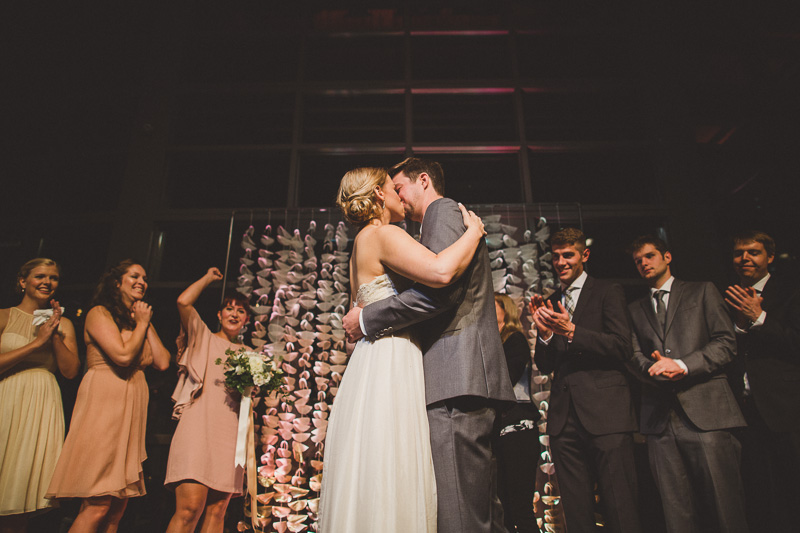 Steam Whistle Brewery Wedding Pictures