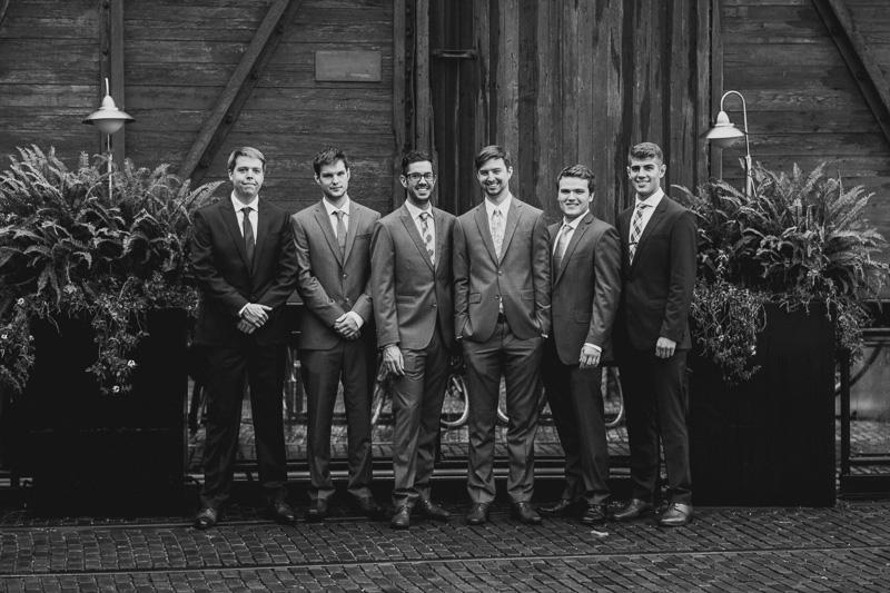 steam whistle brewery wedding photos