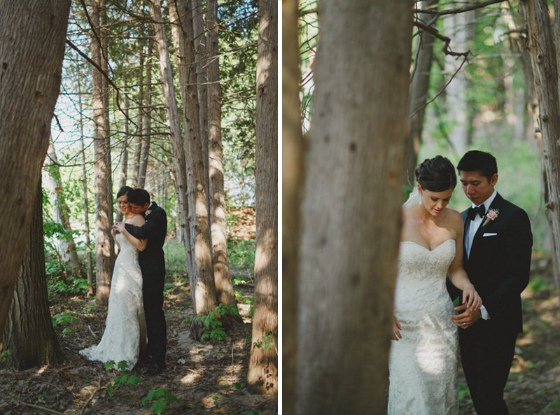 Backyard Vintage Wedding by Toronto Wedding Photographer Avangard Photography