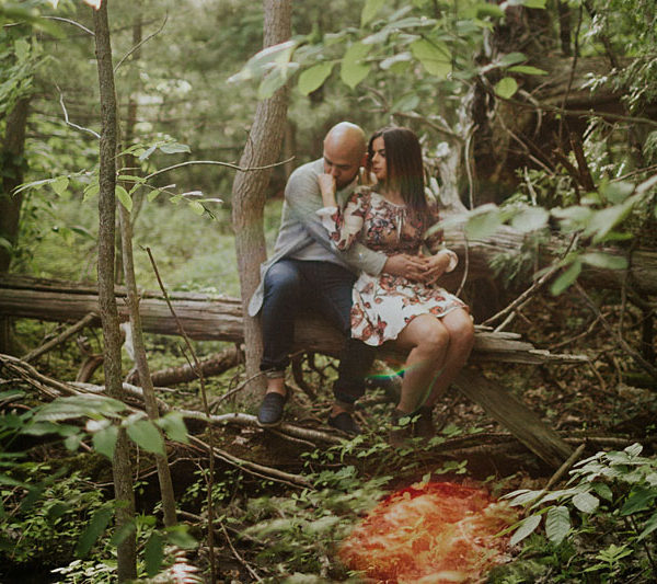 Eaton Hall Engagement Session | King Ontario