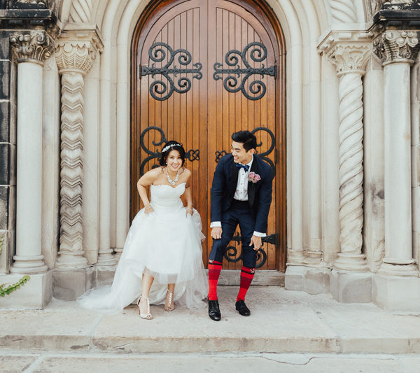 Hart House Wedding | Toronto