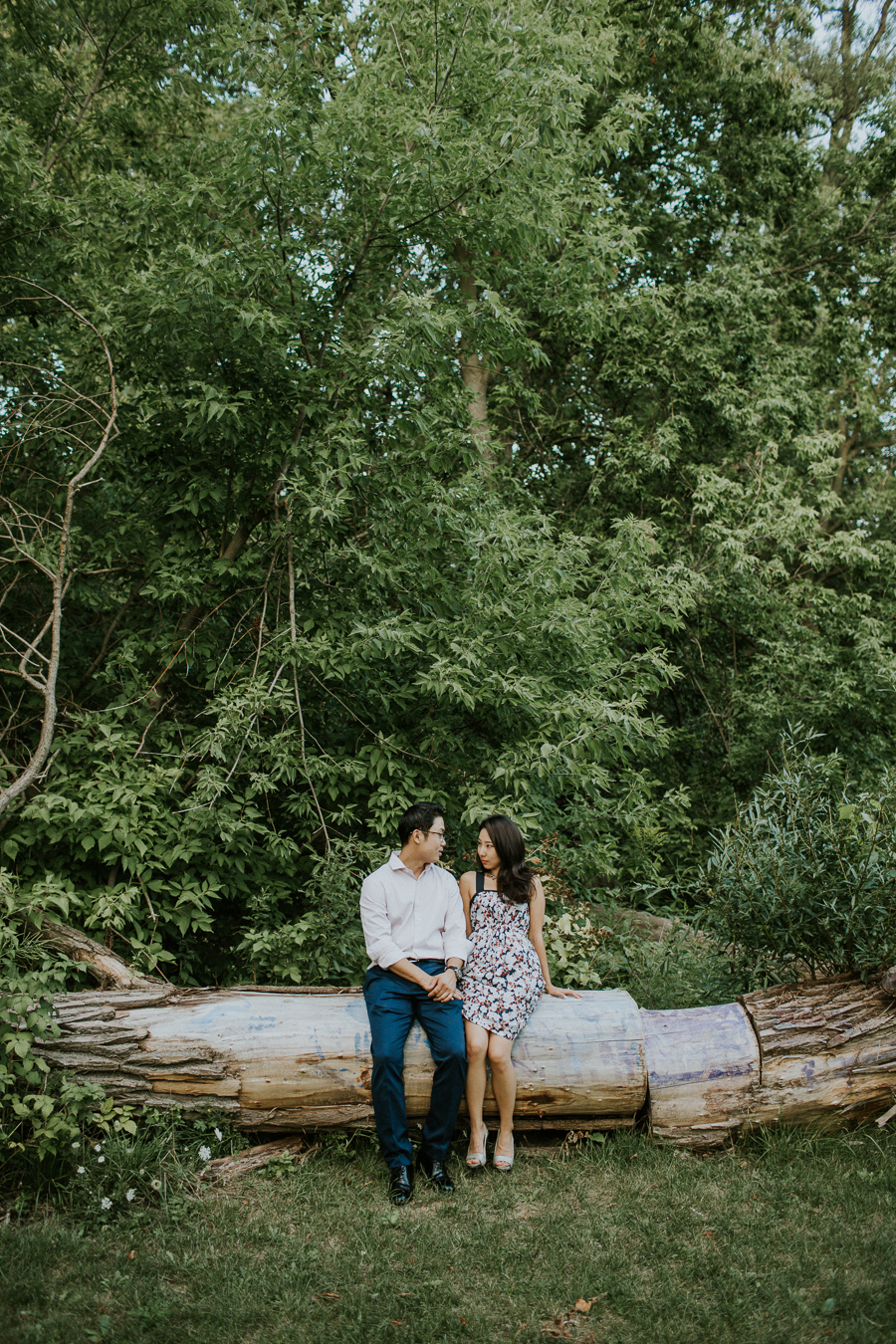 Unionville Engagement Pictures by Toronto Wedding Photographer Avangard Photography