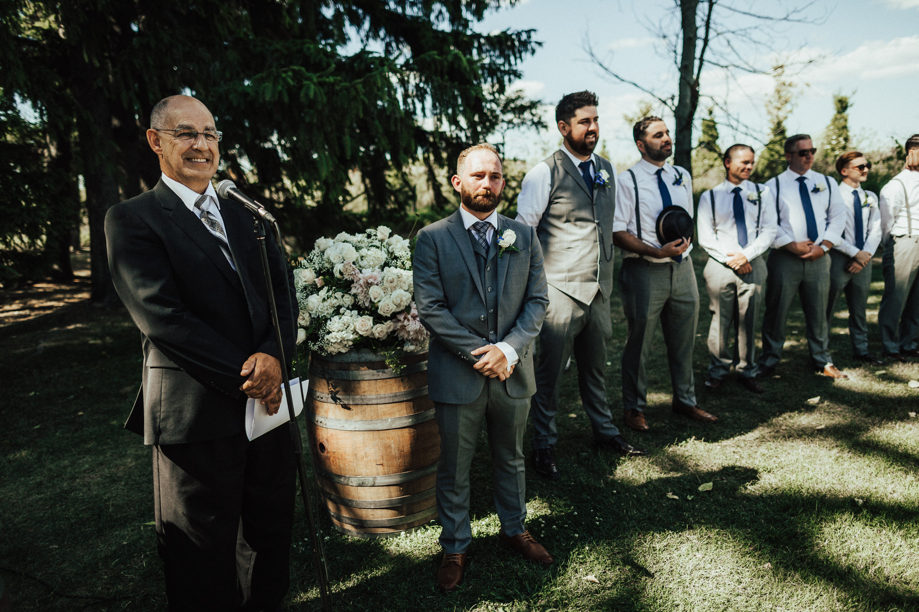 Cambium Farms Wedding Photo by Toronto Wedding Photographer