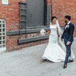Thompson Hotel Toronto Wedding Picture