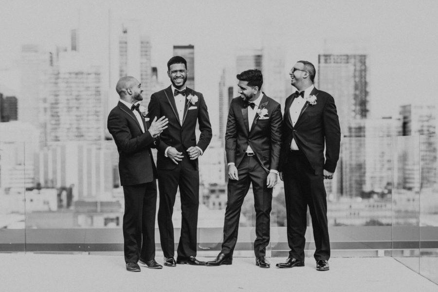 Thompson Hotel Toronto Wedding Pictures by Toronto Wedding Photographer