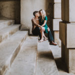 Osgoode Hall Engagement Photos