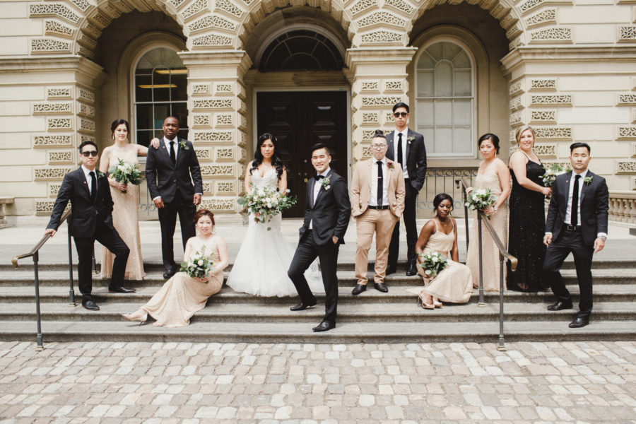 Canoe Restaurant Wedding Pictures by Toronto Top Wedding Photographer Avangard Photography Studio