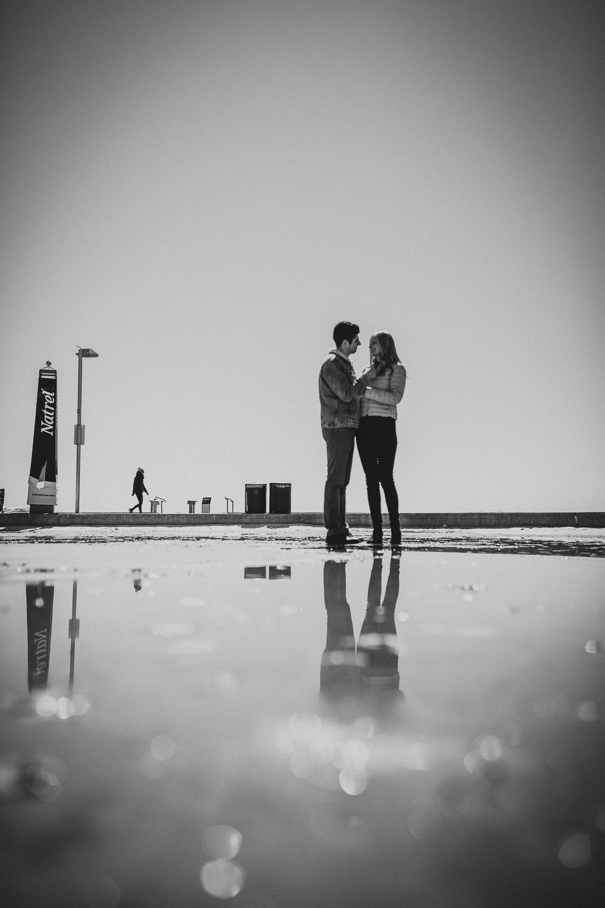 Candid Engagement Pictures by Top Toronto Wedding Photographer