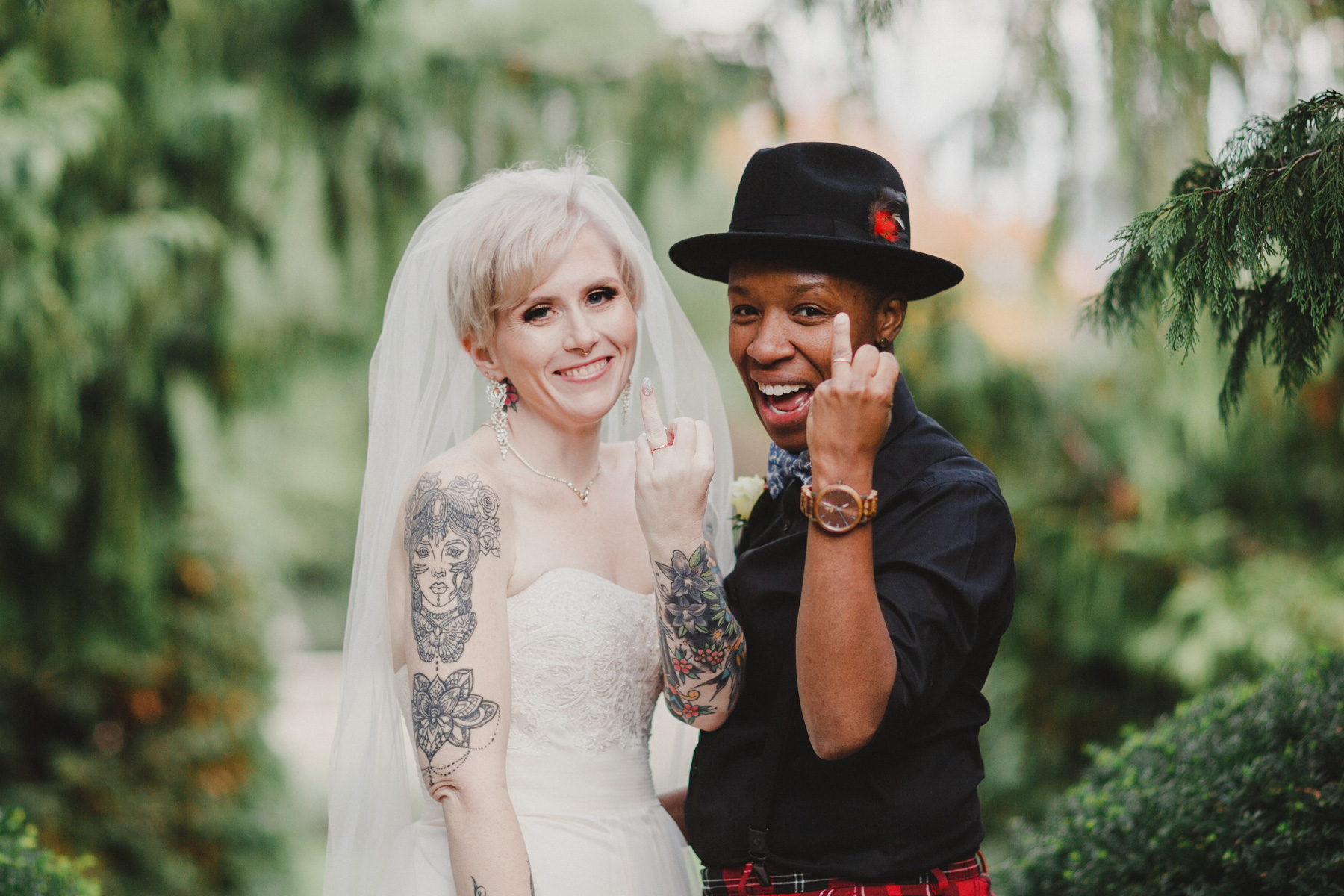 How to Photograph Same-Sex Weddings