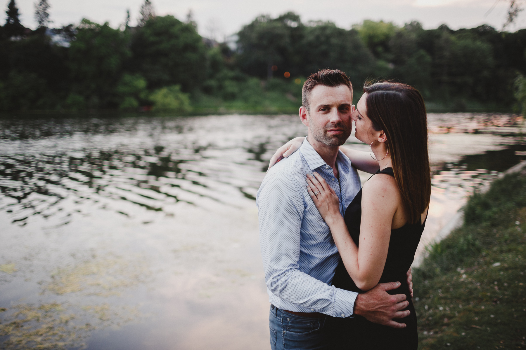 Toronto Engagement Photography in High Park