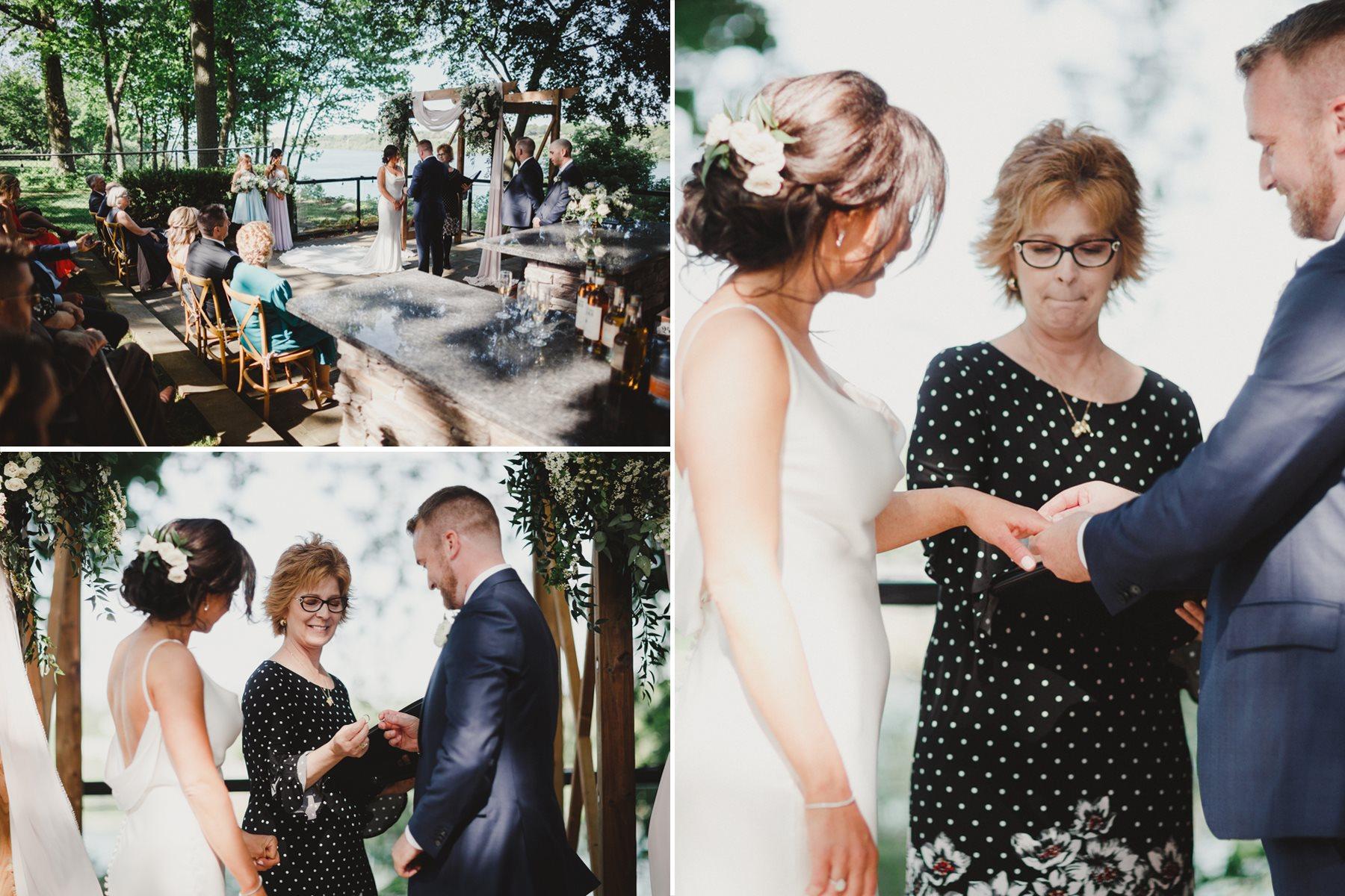 Backyard Wedding by Top 10 Toronto Wedding PhotographerBackyard Wedding by Top 10 Toronto Wedding Photographer