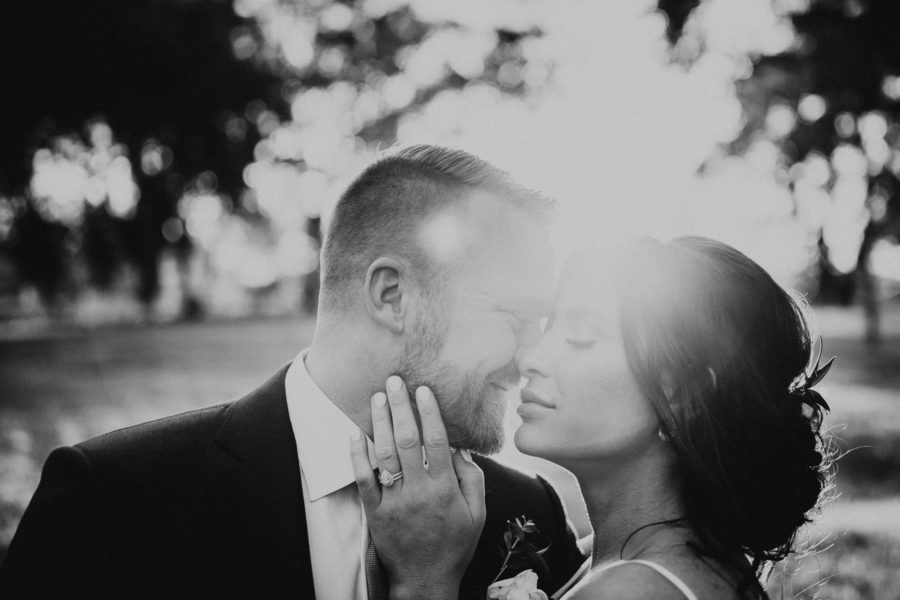 Backyard Wedding by Top 10 Toronto Wedding Photographer