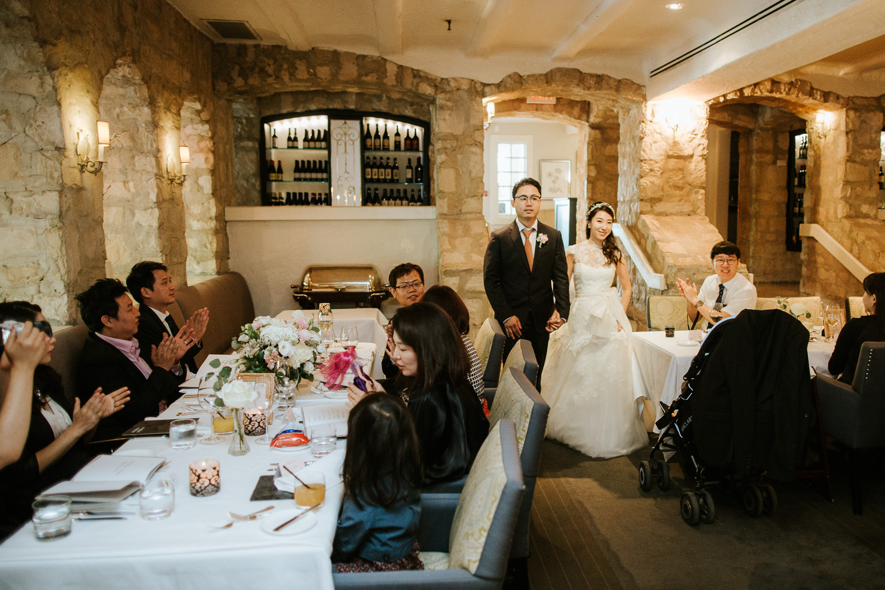 Dreamy Brunch Wedding at Auberge du Pommier Wedding Picture