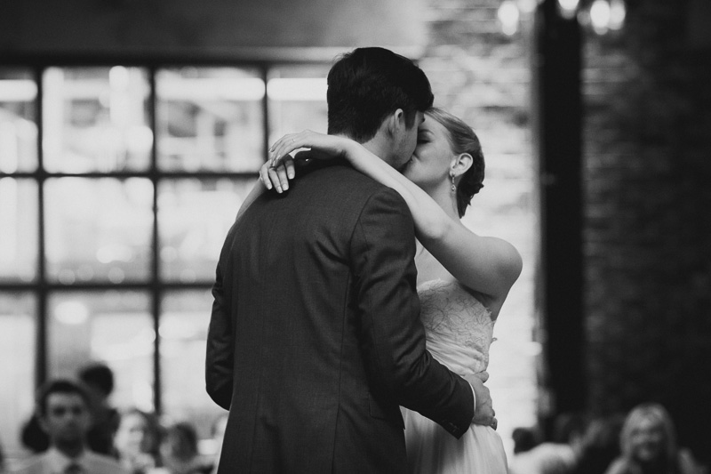 Steam Whistle Wedding Photo