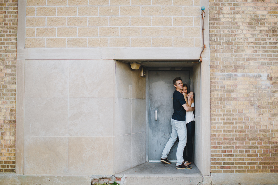 Toronto Urban Engagement Pictures by Avangard Photography