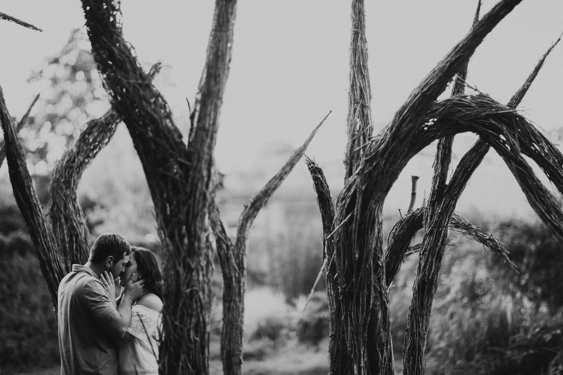 Edwards Gardens Engagement Pictures by Toronto Wedding Photographer
