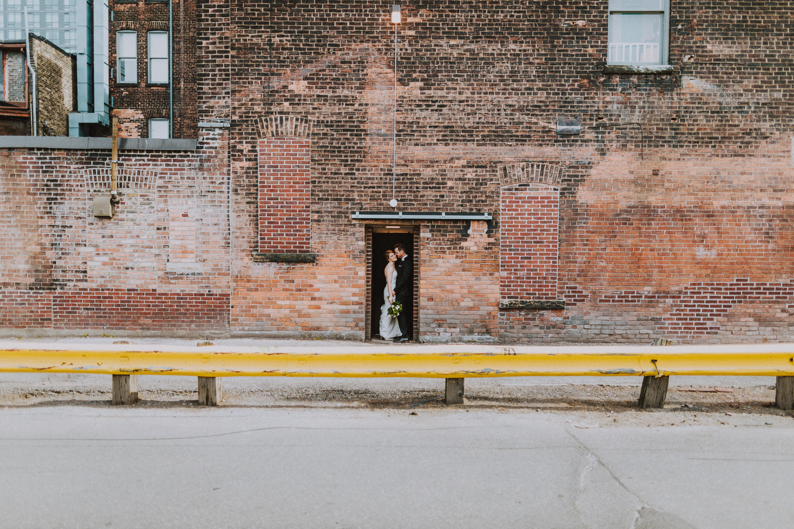 Gladstone Hotel Wedding Photography by Toronto Wedding Photographer