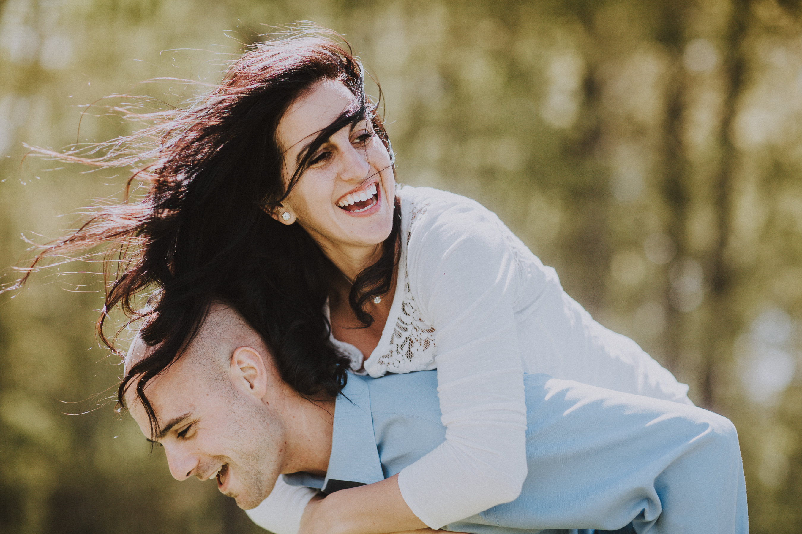 Vellore Town Hall Engagement Pictures by Toronto Wedding Photographer