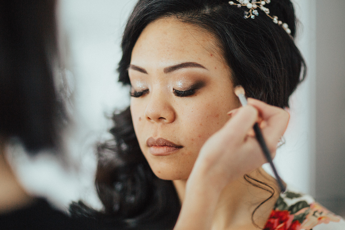 Sephora PRO Artist, David, shows us wedding makeup tips and tricks! Follow along to prepare for the big day.