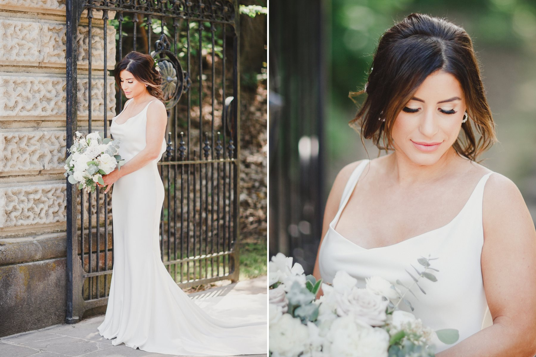 Backyard Wedding by Top 10 Toronto Wedding Photographer