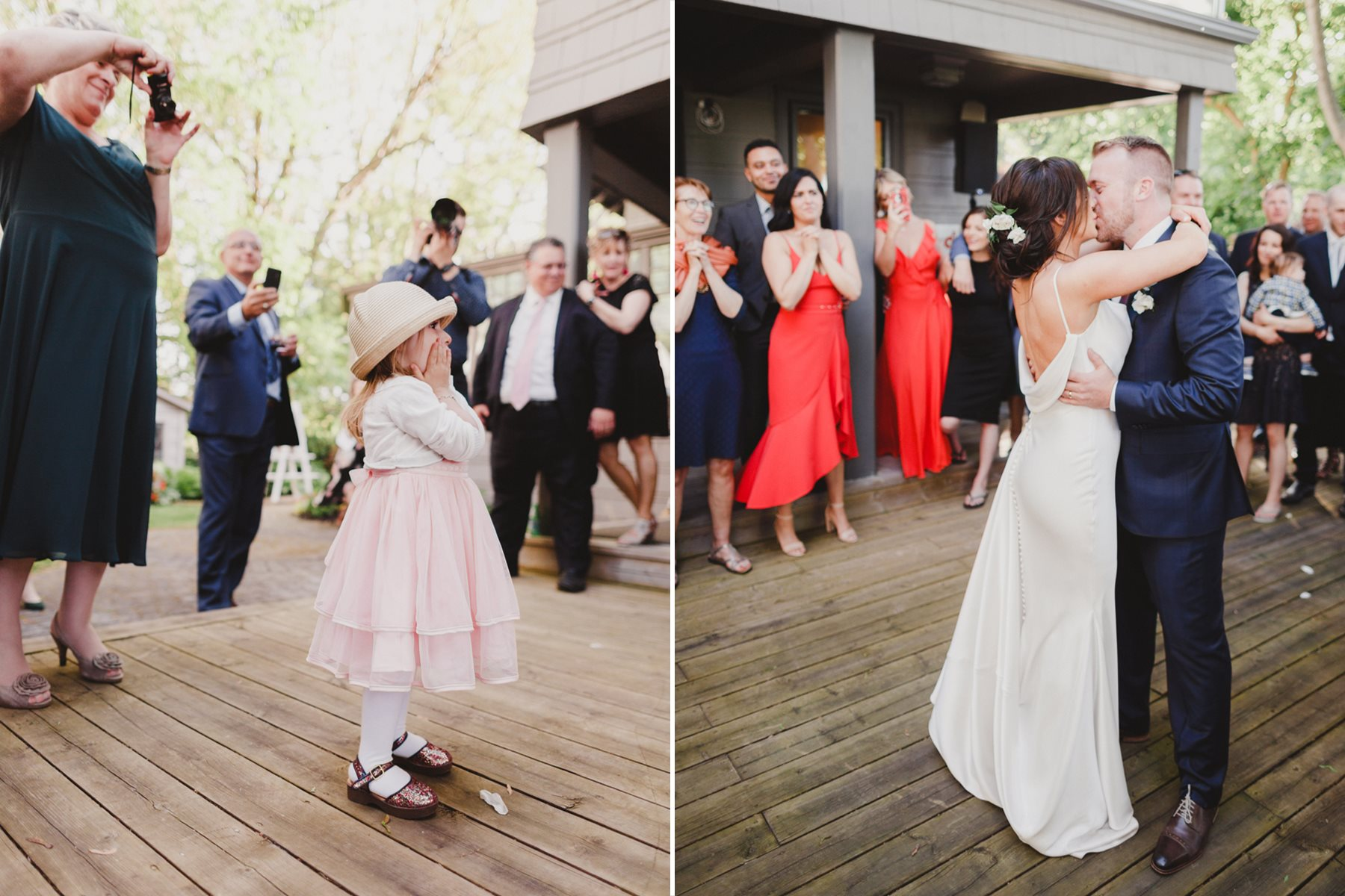 Backyard Wedding at Niagara-on-the-Lake 1 Avangard Photography Toronto Wedding Photographer