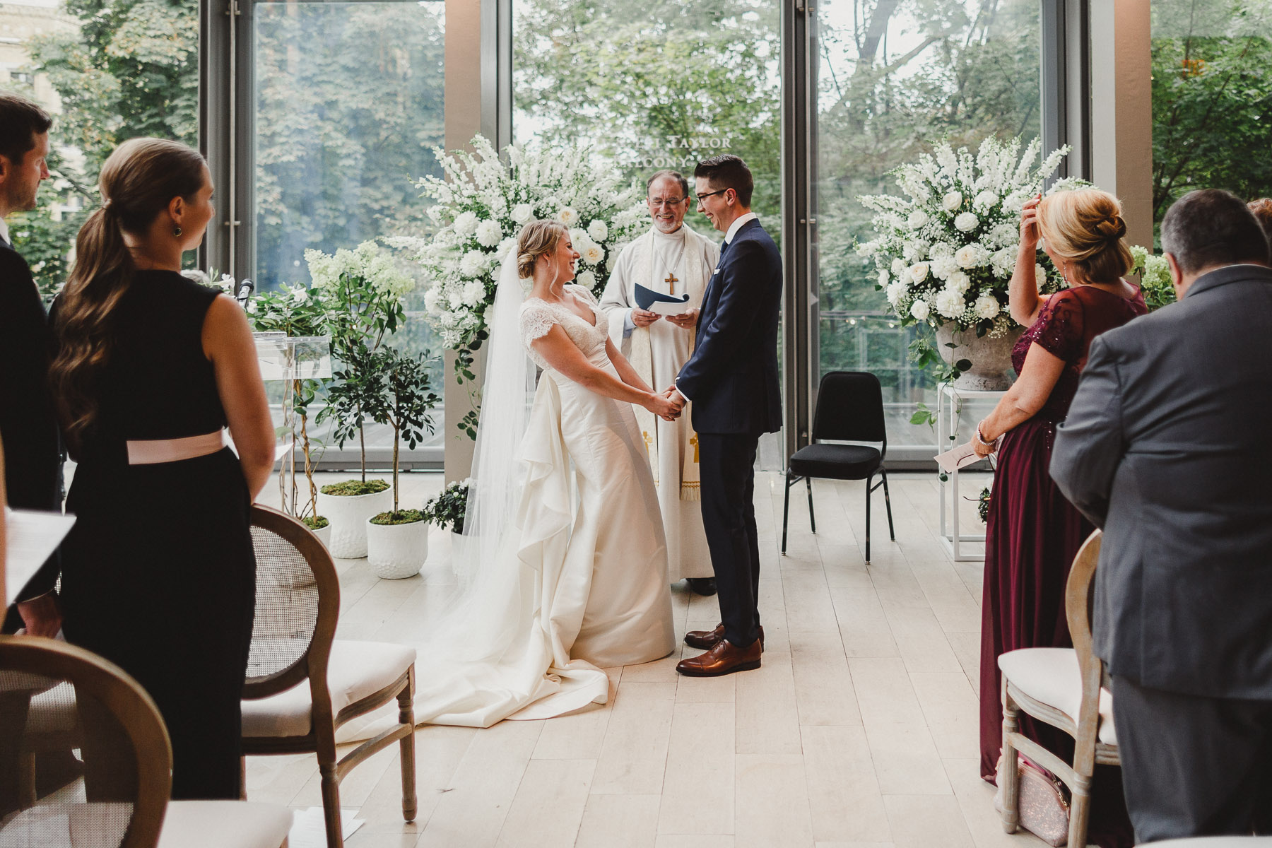 Royal Conservatory Of Music Wedding Pictures by Avangard Photography
