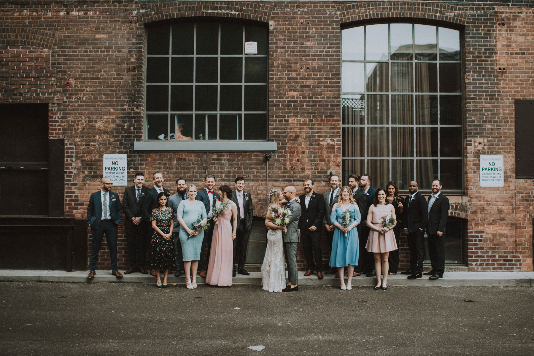 Wedding-Photographer-Distillery-Districk-Toronto