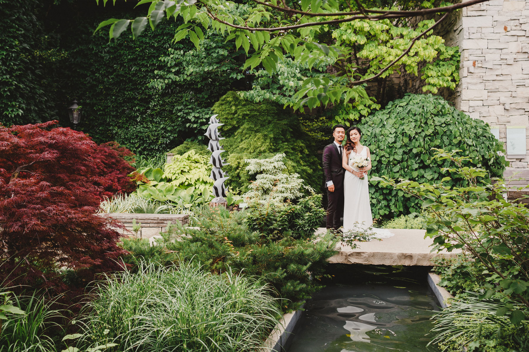 Wedding-Photographers-Botanical-Garden-Toronto