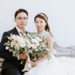 DREAMY BRUNCH WEDDING AT AUBERGE DU POMMIER