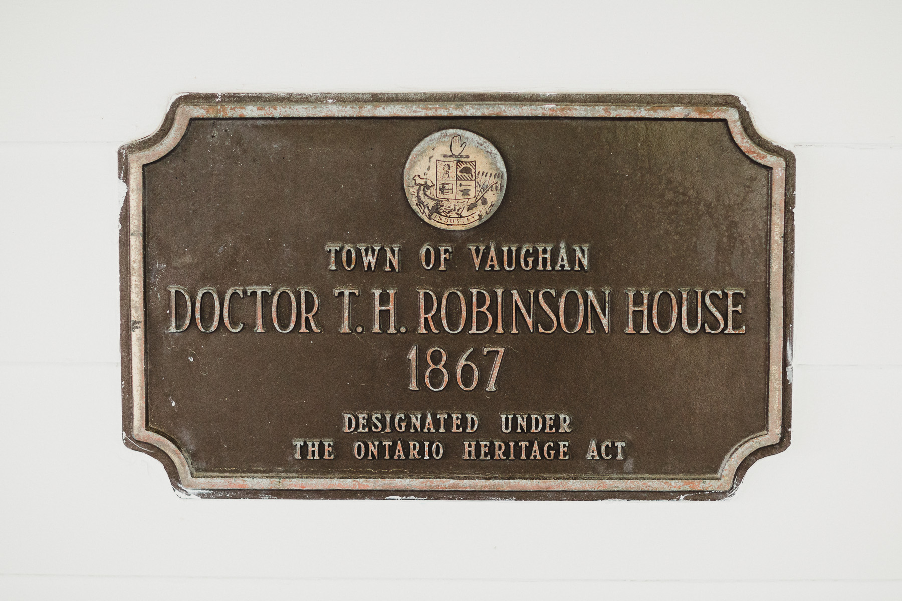 The Doctors House Wedding Toronto Picture